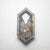 3.27ct 13.17x6.79x4.11mm Hexagon Rosecut 18313-09