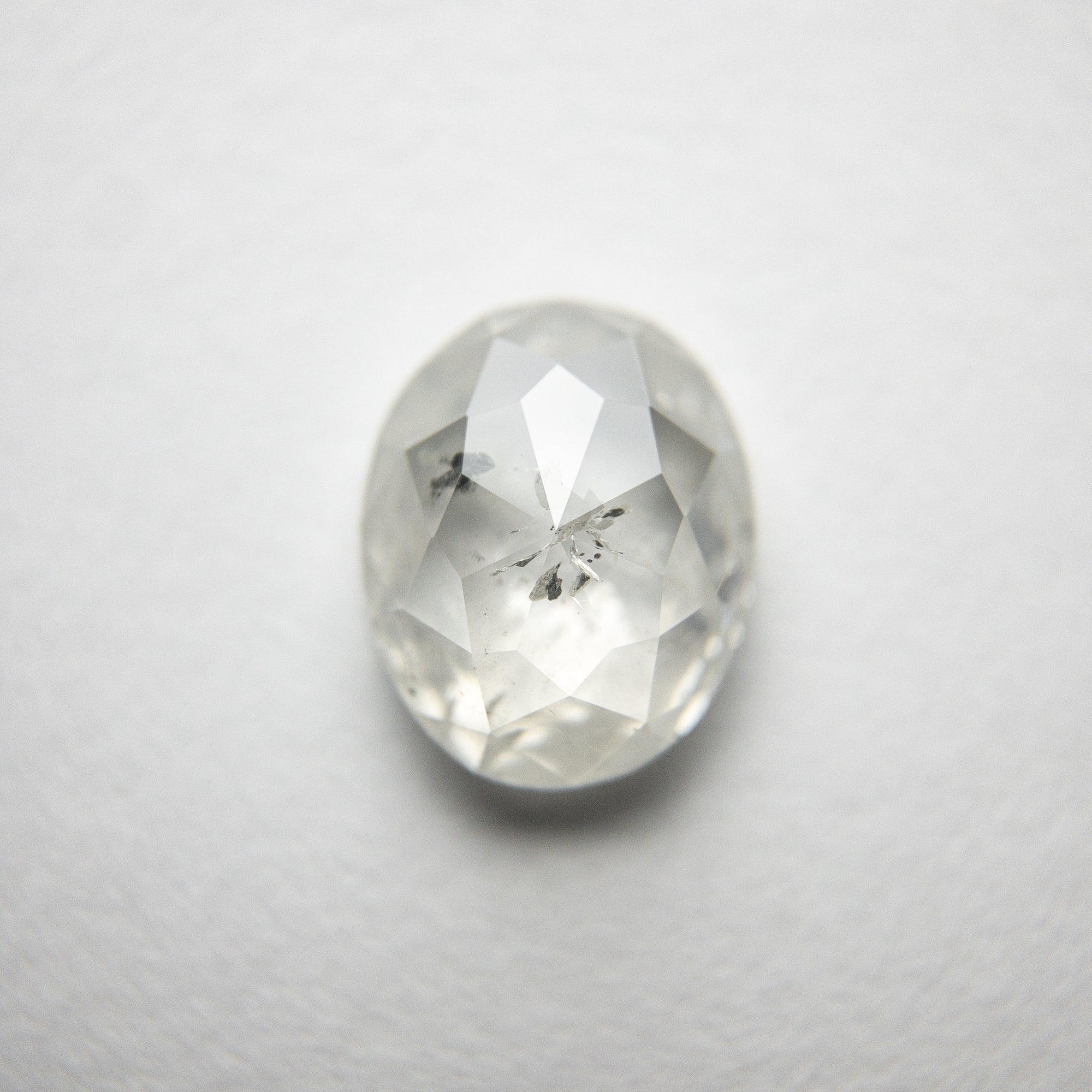 1.97ct 8.58x7.00x3.40mm Oval Rosecut 18318-05