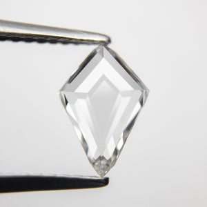 1.00ct 9.76x6.72x2.02mm GIA VVS2 E Kite Portrait Cut 18325-01