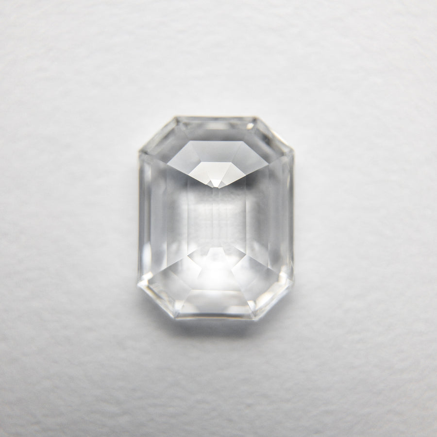 1.12ct 7.56x5.85x2.47mm GIA VS2 D Cut Corner Rectangle Step Cut 18333-02