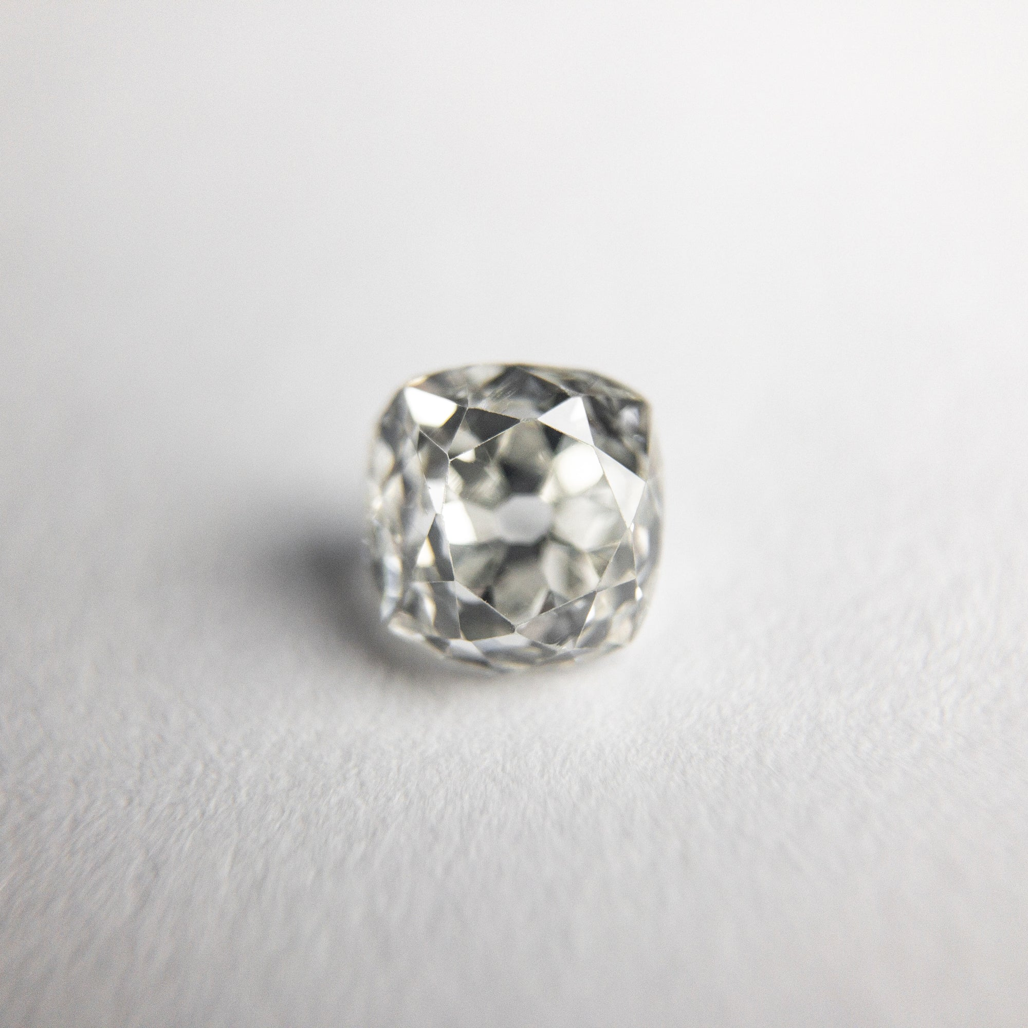 0.70ct 5.03x4.94x3.40mm Antique Old Mine Cut 18337-01
