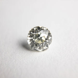 0.71ct 5.44x5.25x3.80mm Antique Old Mine Cut 18337-02