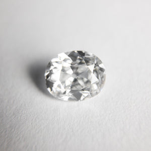 0.83ct 6.65x5.58x3.07mm Antique Old Mine Cut 18337-09
