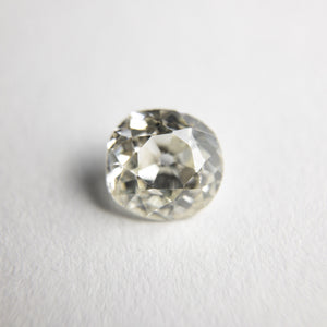 0.89ct 6.04x5.74x3.45mm Antique Old Mine Cut 18337-10