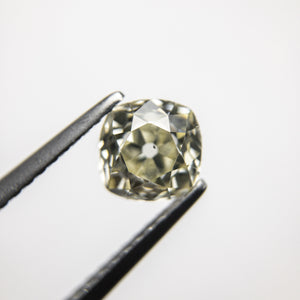 0.98ct 5.70x5.68x3.80mm Antique Old Mine Cut 18337-11