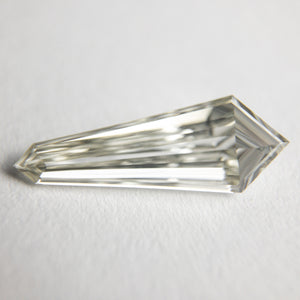 0.78ct 14.01x5.14x2.07mm VVS I/J Kite Step Cut 18339-01