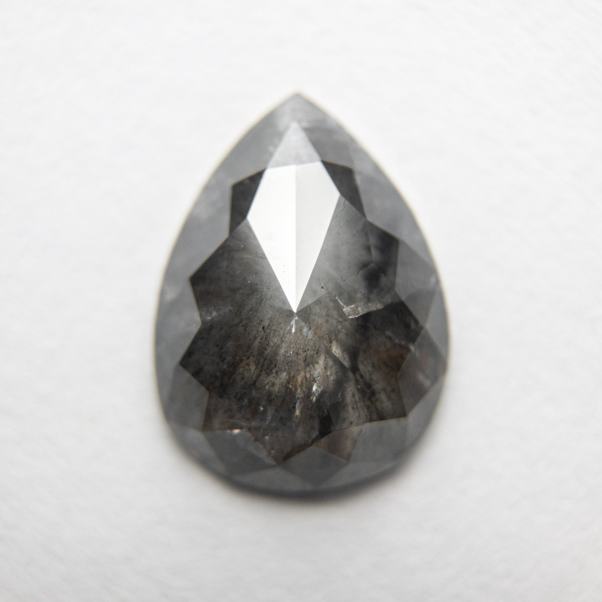1.91ct 10.77x8.06x3.00mm Pear Rosecut 18350-01