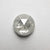 1.29ct 6.95x6.91x3.21mm Round Rosecut 18351-03