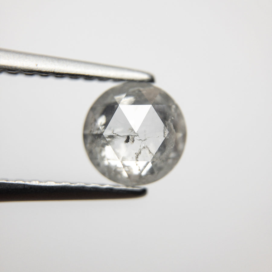 1.08ct 6.50x6.46x2.98mm Round Rosecut 18351-10