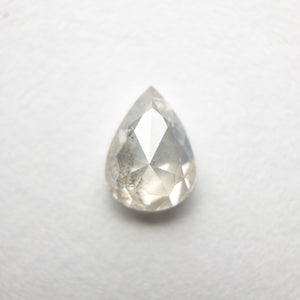 0.77ct 6.91x5.00x2.74mm Pear Rosecut 18361-12
