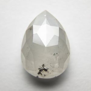 3.88ct 12.08x8.74x4.22mm Pear Double Cut 18386-20
