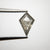 1.08ct 9.33x6.12x3.28mm Kite Rosecut 18387-01