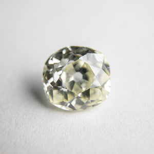 1.68ct 7.52x7.06x4.39mm SI1 O-P Antique Old Mine Cut 18391-01
