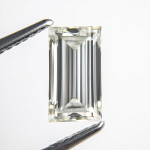 2.01ct 9.63x5.46x3.67mm GIA VS2 K Antique Baguette Step Cut 18394-01