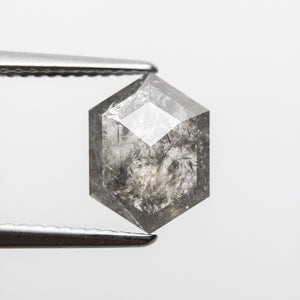 2.20ct 10.47x7.75x3.02mm Hexagon Rosecut 18407-05