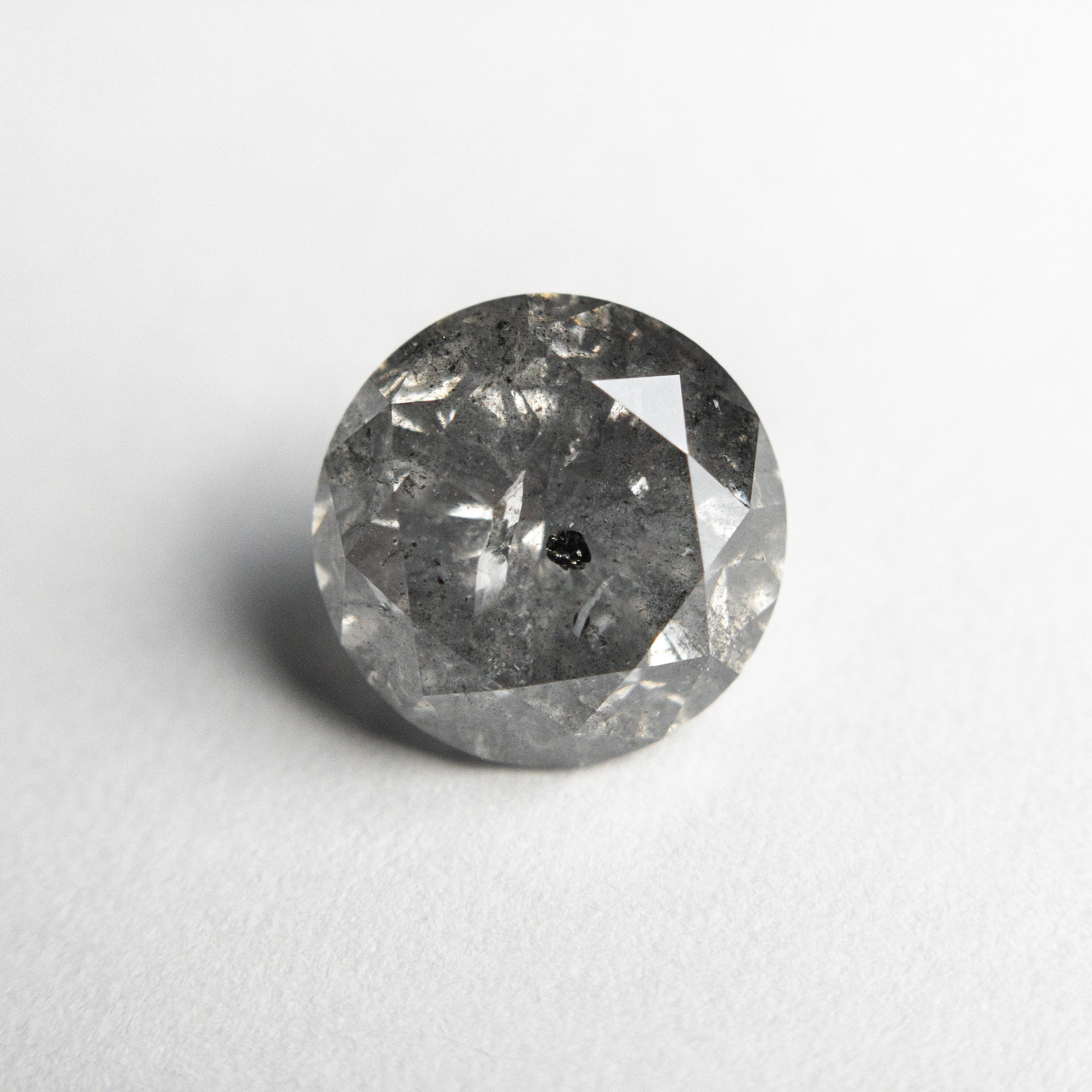 2.98ct 8.55x8.53x5.97mm Round Brilliant 18409-01