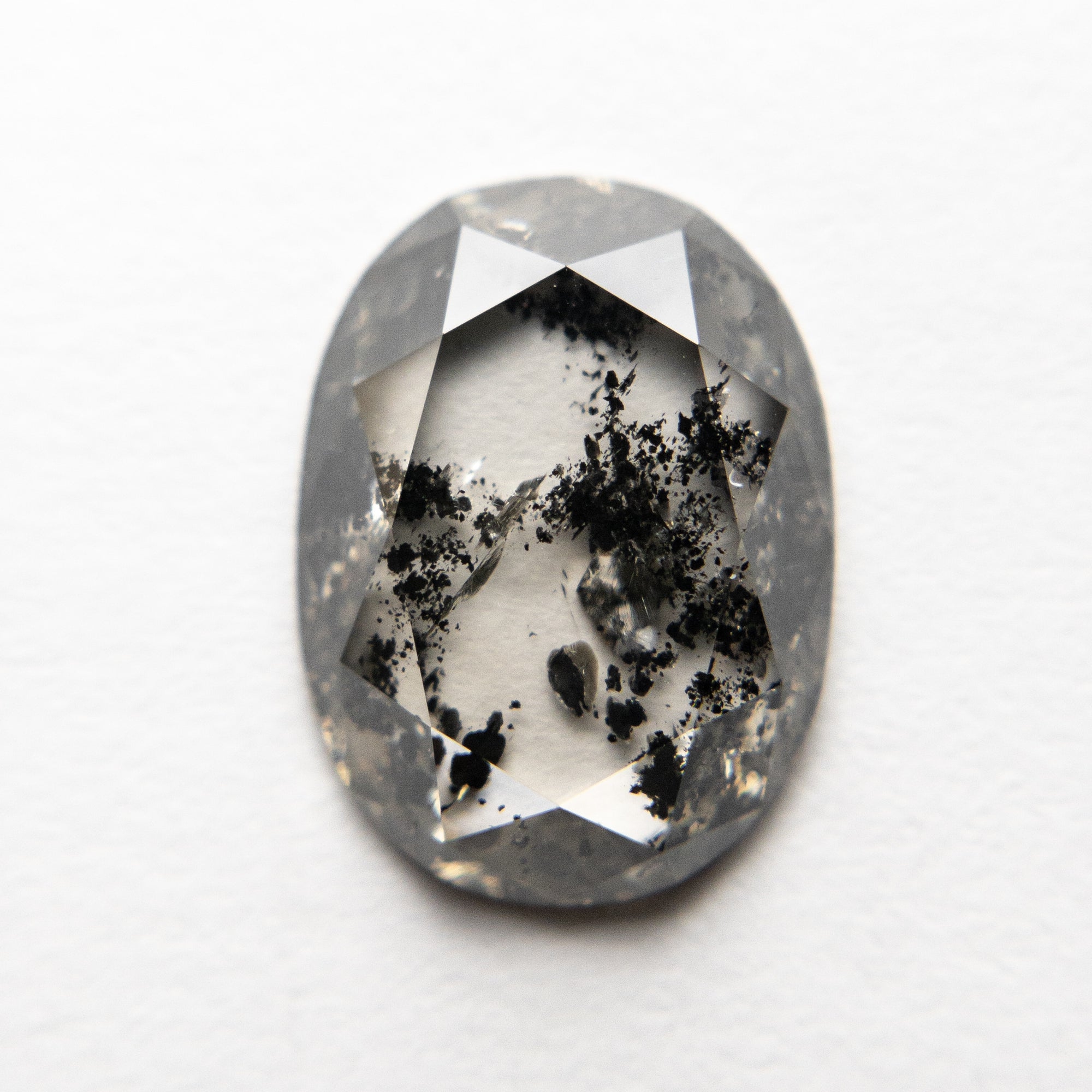 3.41ct 12.57x9.30x2.58mm Oval Rosecut 18419-01