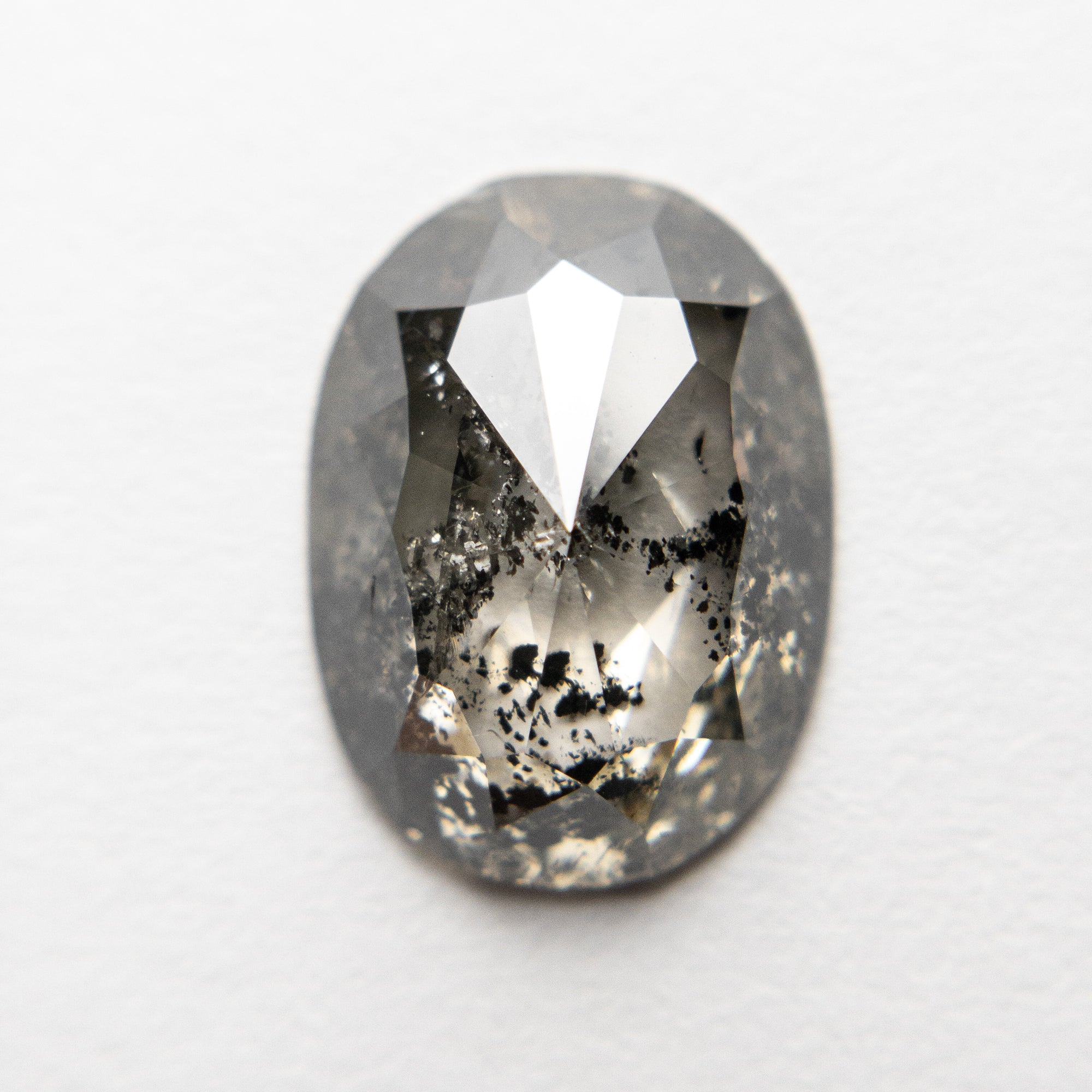3.40ct 12.49x9.20x3.91mm Oval Rosecut 18419-02
