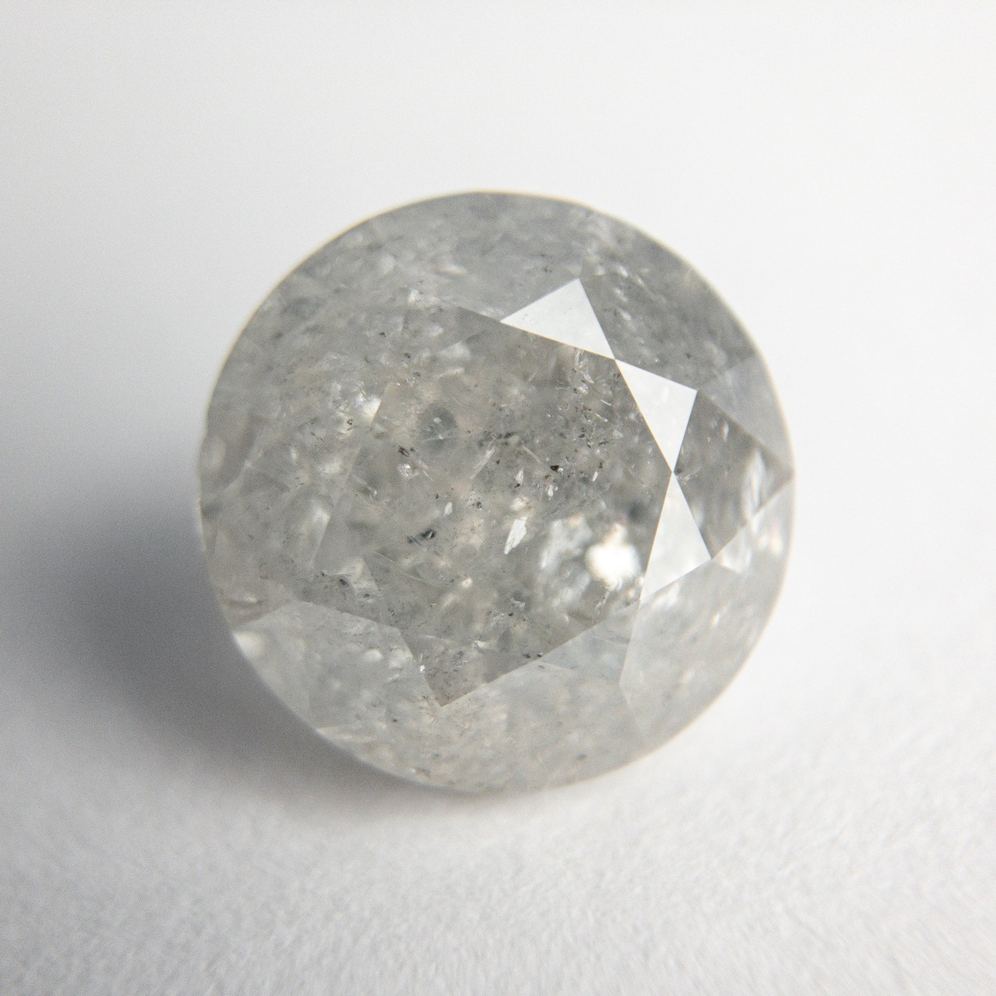4.38ct 10.13x10.06x6.51mm Round Brilliant 18420-01