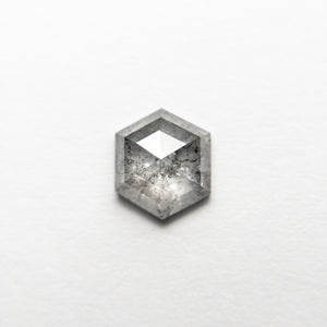 0.78ct 6.48x5.56x2.53mm Hexagon Rosecut 18451-01