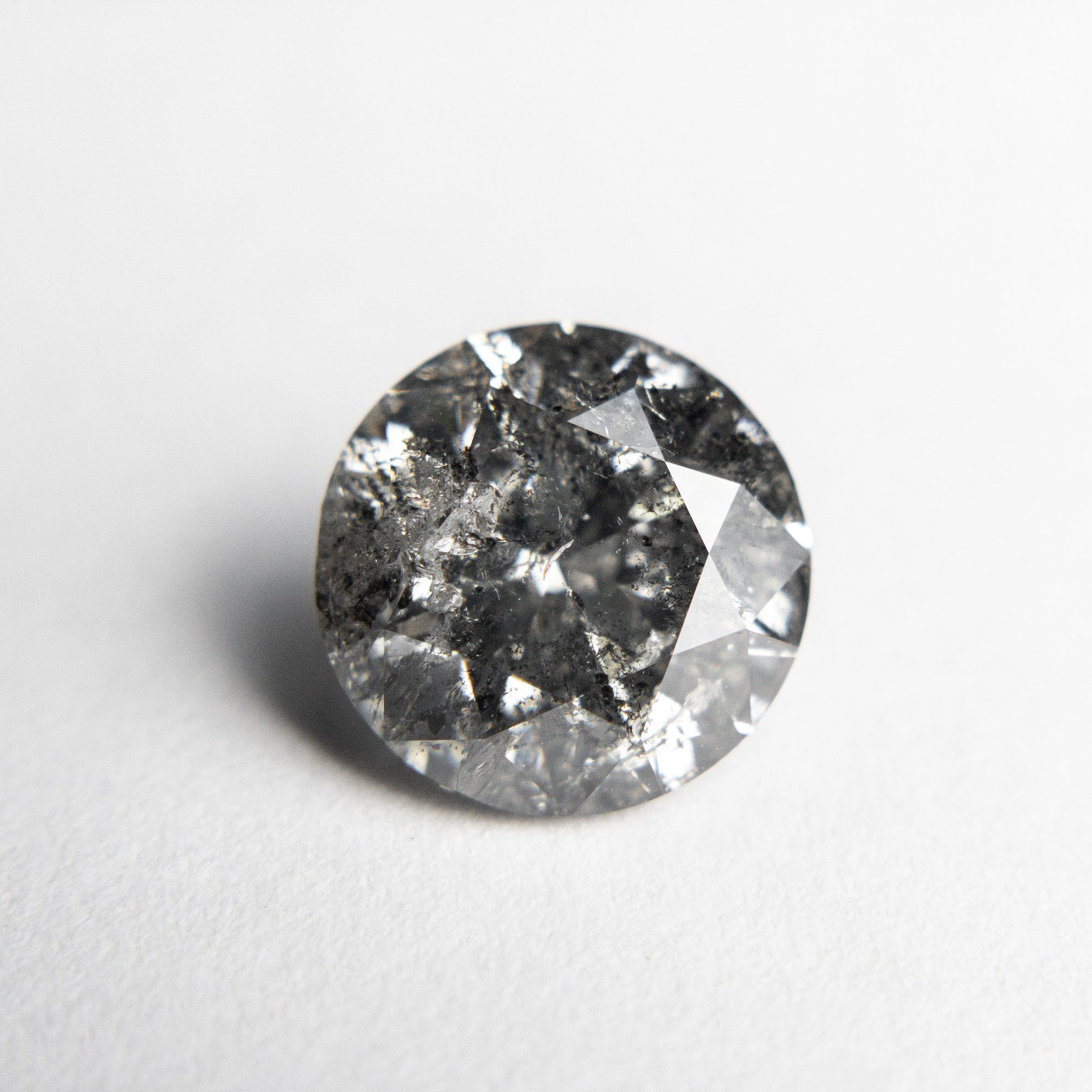 2.66ct 8.60x8.58x5.51mm Round Brilliant 18460-02