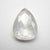 1.97ct 10.38x8.01x2.61mm Pear Rosecut 18483-09