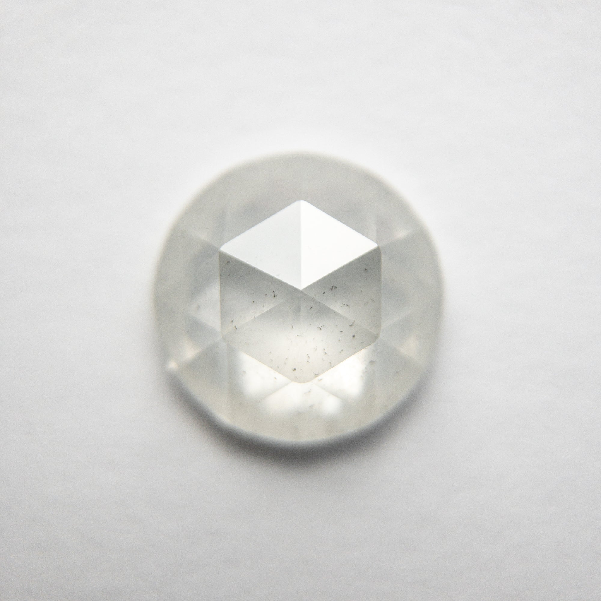 2.31ct 8.53x8.51x3.75mm Round Rosecut 18483-15
