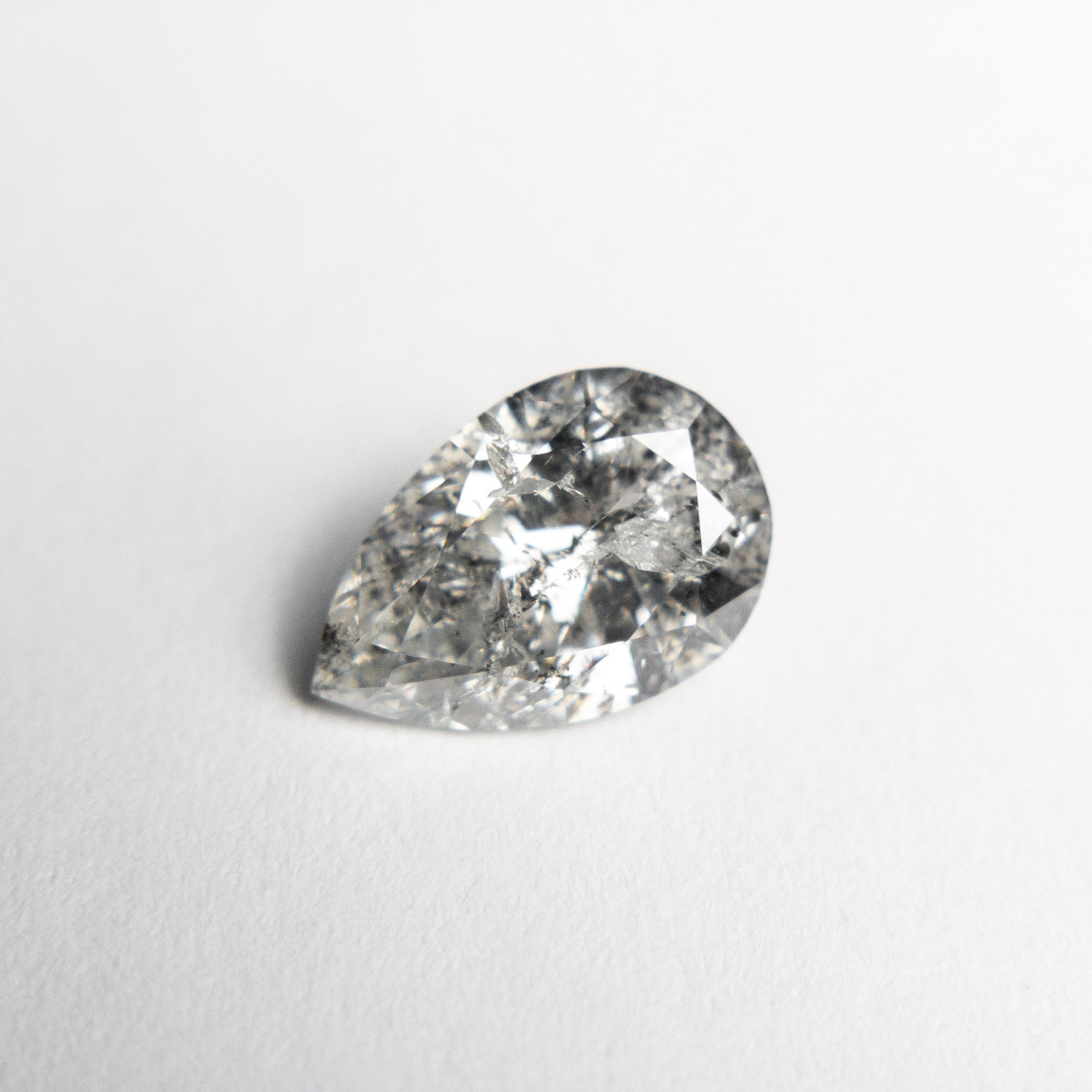 1.09ct 8.60x5.75x3.64mm Pear Brilliant 18490-04