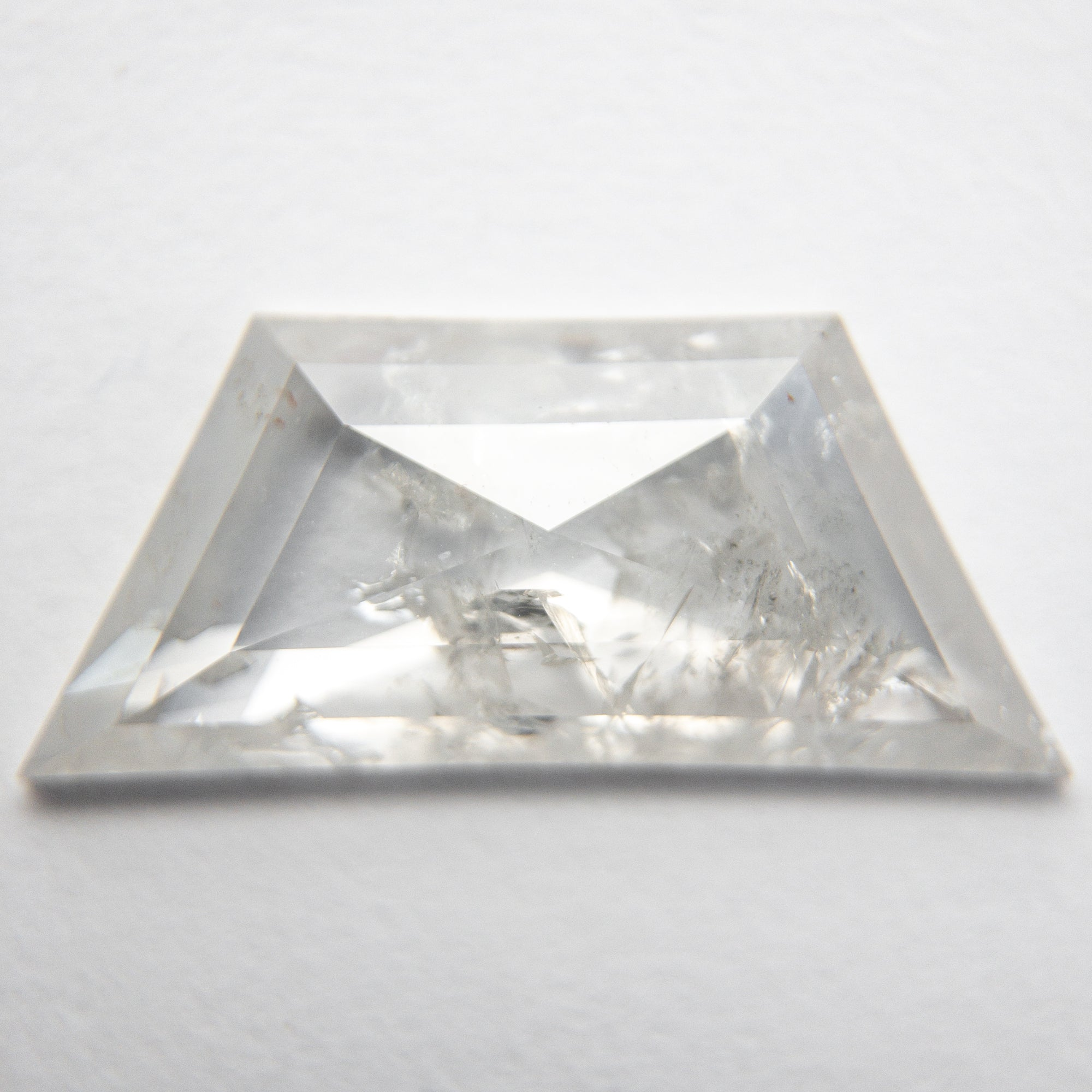 2.71ct 15.90x7.17x2.42mm  Trapezoid Rosecut 18491-11
