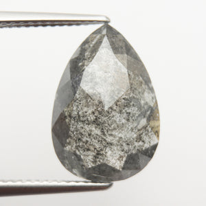 5.30ct 16.27x11.16x3.65mm Pear Rosecut 18508-12