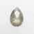 1.50ct 10.09x7.18x2.79mm Pear Rosecut 18520-18