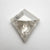 2.42ct 11.42x10.32x3.57mm Kite Rosecut 18530-07