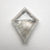 2.66ct 12.36x9.67x3.57mm Kite Rosecut 18530-14