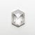 1.90ct 9.23x7.15x3.20mm Hexagon Rosecut 18553-04