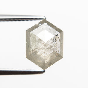 2.57ct 10.80x7.98x3.51mm Hexagon Rosecut 18553-10