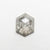 1.09ct 8.19x6.44x2.45mm Hexagon Rosecut 18553-13