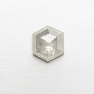 1.00ct 7.30x6.24x2.56mm Hexagon Rosecut 18553-15