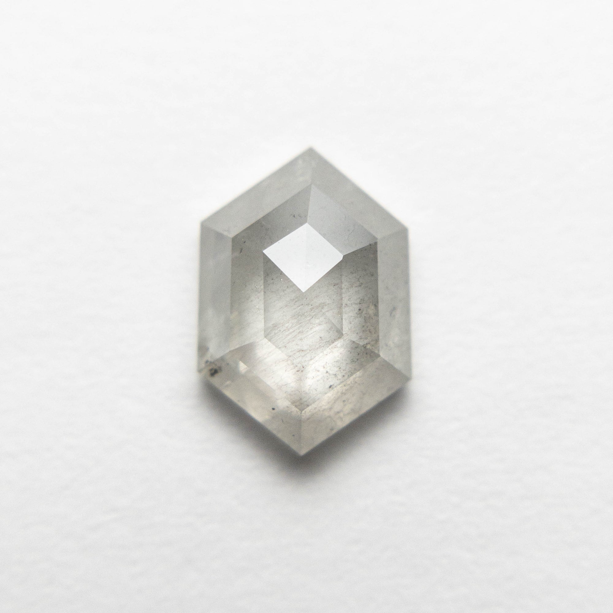 1.64ct 9.22x6.36x3.19mm Hexagon Rosecut 18553-24