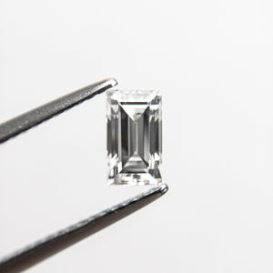 0.75ct 6.50x3.79x3.12mm GIA VS1 G Antique Baguette Step Cut 18616-02