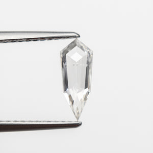 0.64ct 10.16x4.06x2.18mm SI2 H-I Shield Step Cut 18662-01