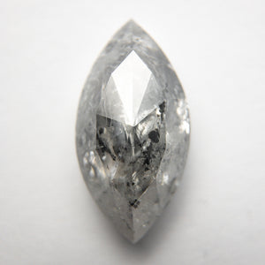 4.26ct 14.34x7.58x4.71mm Marquise Rosecut 18708-09