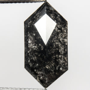 4.73ct 18.90x9.48x2.93mm Hexagon Rosecut 18789-01