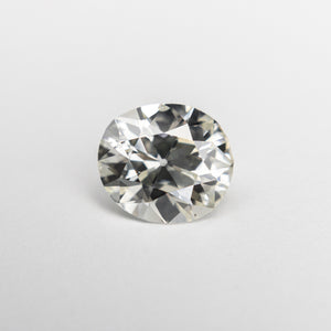1.15ct 7.32x6.53x3.98mm SI1 K Modern Antique Old Mine Cut 18874-01
