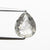 2.65ct 9.96x8.11x4.02mm Pear Rosecut 18487-02