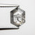 1.63ct 9.04x6.55x3.24mm Hexagon Rosecut 18198-02