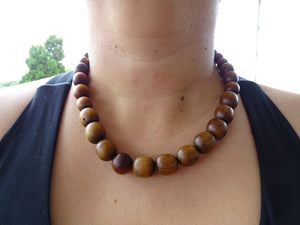 Swamp Kauri Necklace