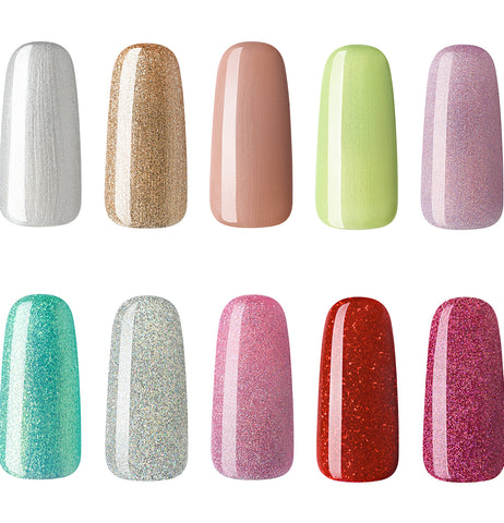 3D Laser Gifts Nail Lacquers