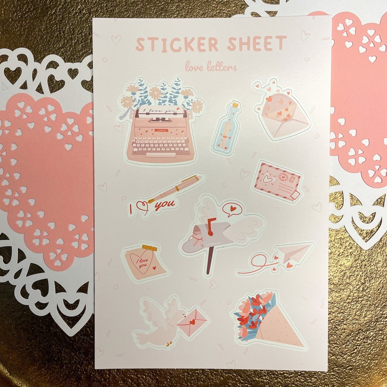 3D Laser Gifts Blog Stickers