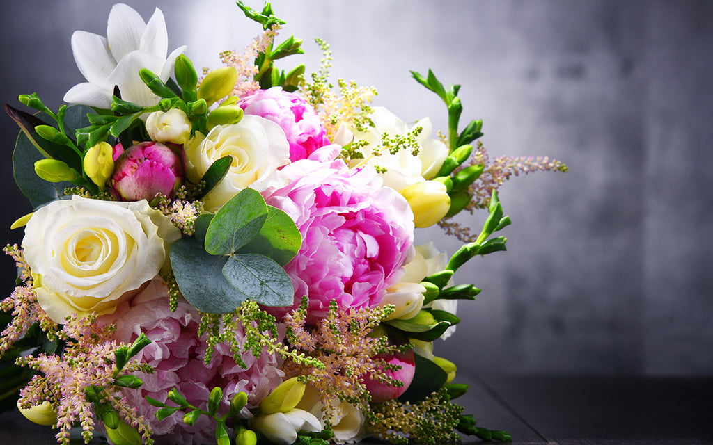 Floral Frenzy - A Florists Fantasy