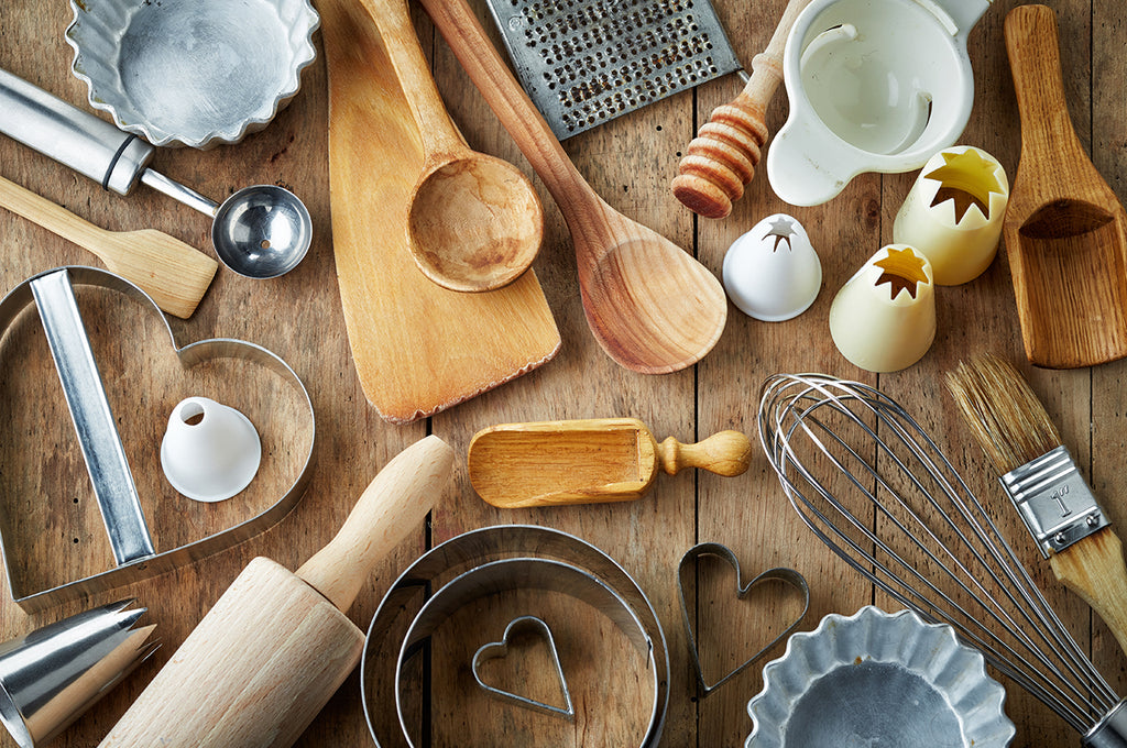 Heart-Working Kitchen Tools